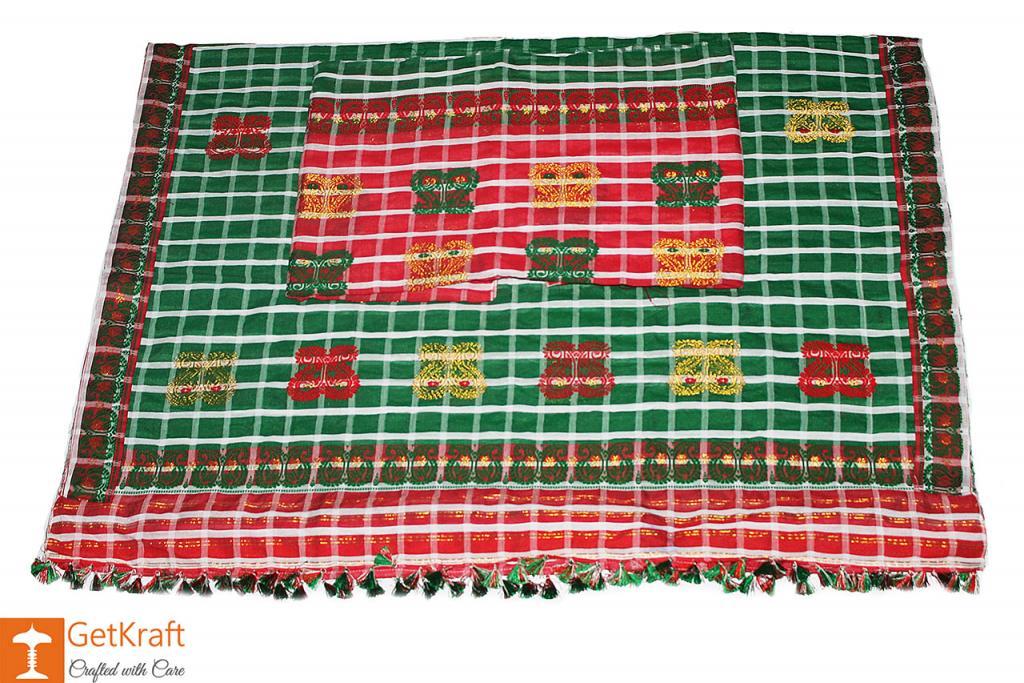 Assamese Mekhela Chador(#368)-gallery-1