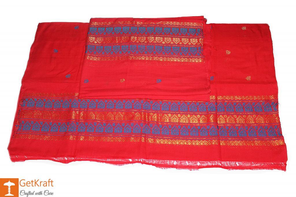 Assamese Mekhela Chador(#370)-gallery-1