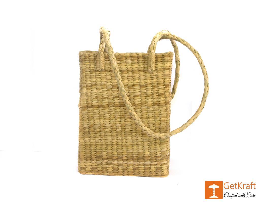 Kauna Long Handle Shopping Handbag(#385)-gallery-0