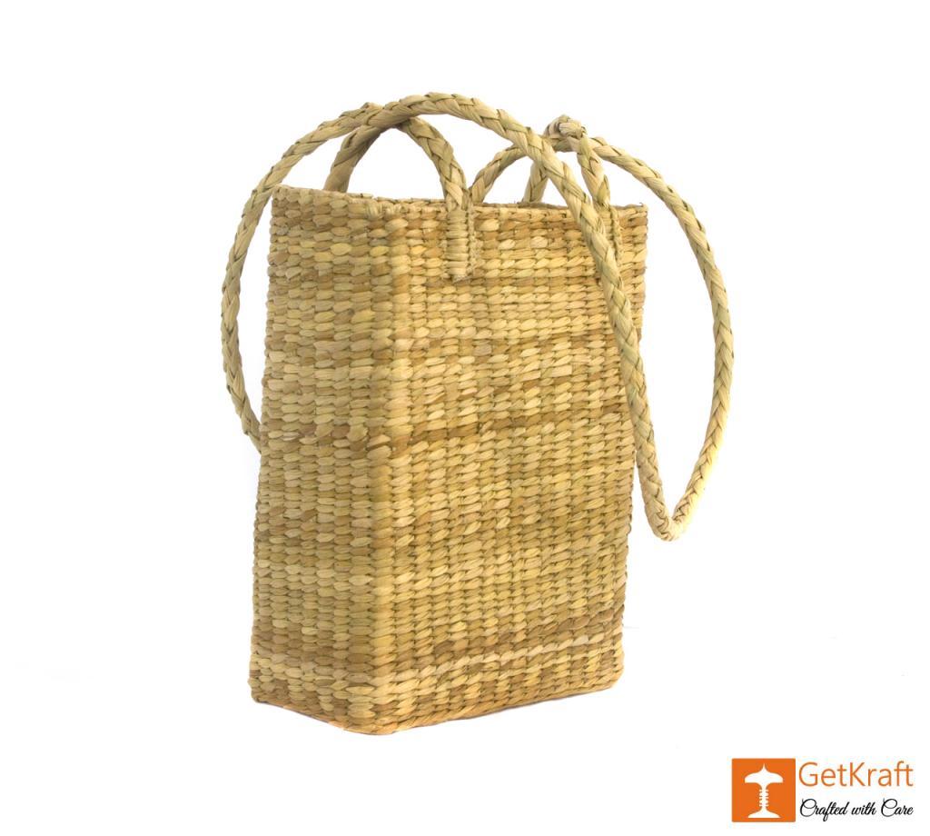 Kauna Long Handle Shopping Handbag(#385)-gallery-1