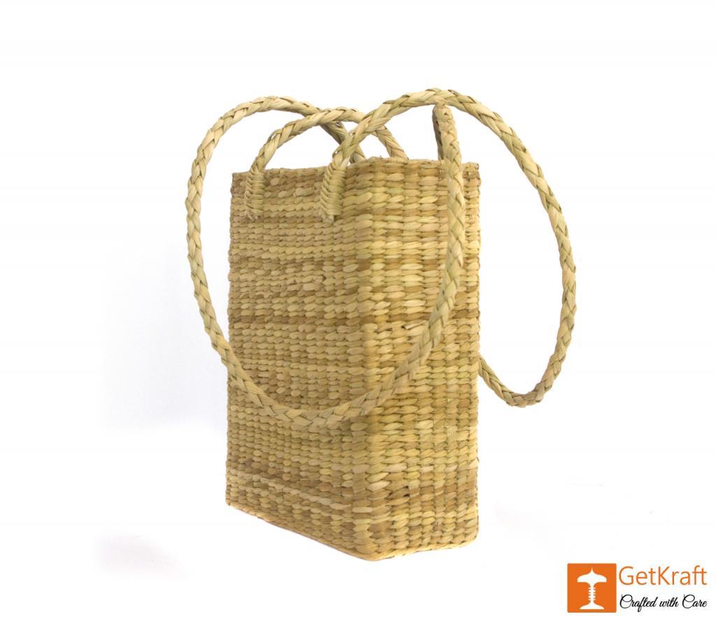 Kauna Long Handle Shopping Handbag(#385)-gallery-2