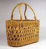 Natural Straw Handmade Net Bag(#390) - getkraft.com