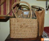 Water Hyacinth Mini Rectangle Handbag(#439) - getkraft.com
