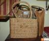 Water Hyacinth Mini Rectangle Handbag(#439) - getkraft.com