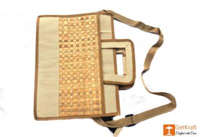Jute Natural Straw Handbag(#452)-gallery-0
