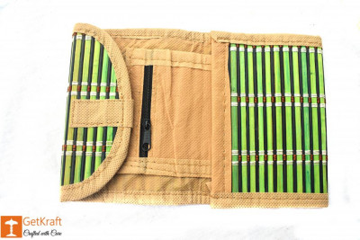 Bamboo Purse(#459)-gallery-0