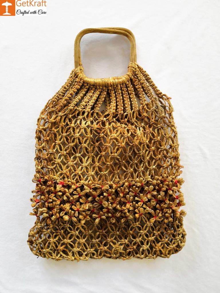 Jute Designer Handbag(#467)-gallery-2