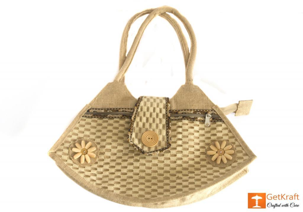 Jute Handbag(#476)-gallery-0