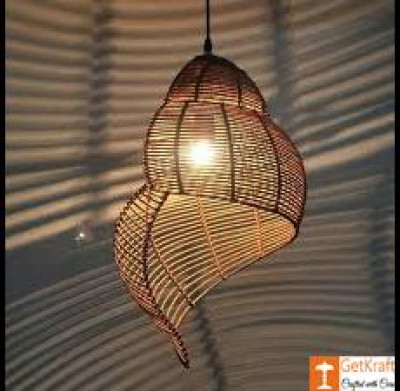 Bamboo Lamp(#497)-gallery-0