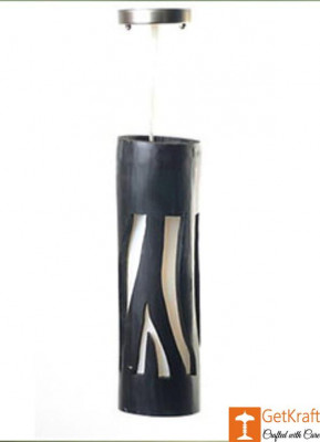Bamboo Lamp(#499)-gallery-0