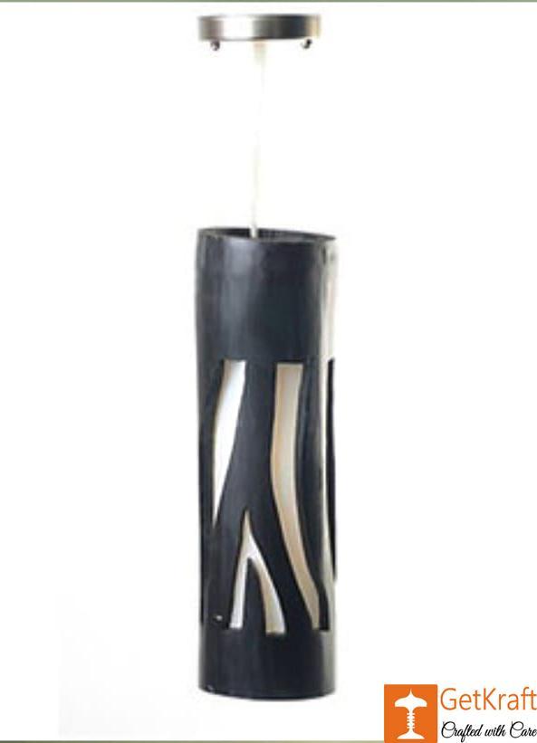 Bamboo Lamp(#499)-gallery-0