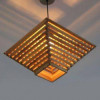 Attractive Bamboo Roof Hanging Lamp(#508) - getkraft.com