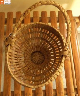 Kauna Handmade Small Basket(#512)-gallery-0
