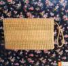 Natural Straw Handmade Purse(#529) - getkraft.com