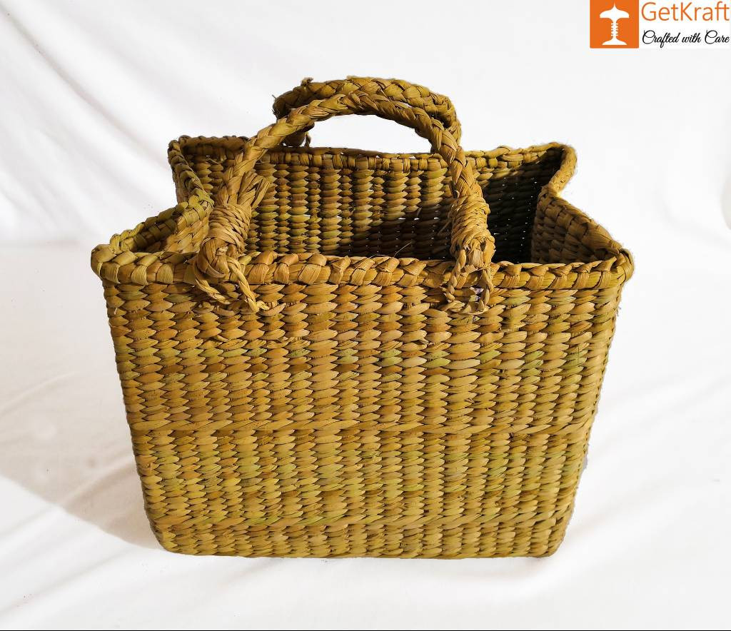 Natural Straw Multipurpose Bag(#533)-gallery-0