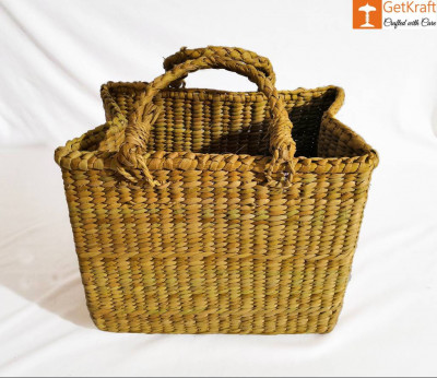 Natural Straw Multipurpose Bag(#533)-gallery-0