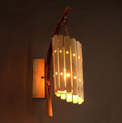 Bamboo Lamp(#535)-gallery-0