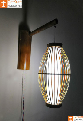 Bamboo Lamp(#541)-gallery-0