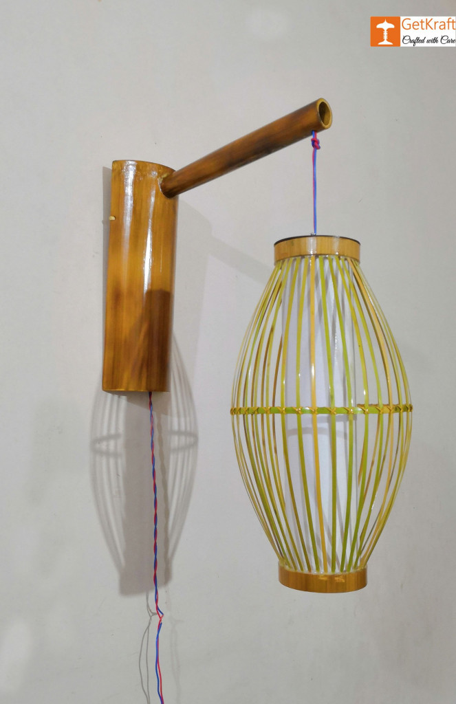 Bamboo Lamp(#541)-gallery-2