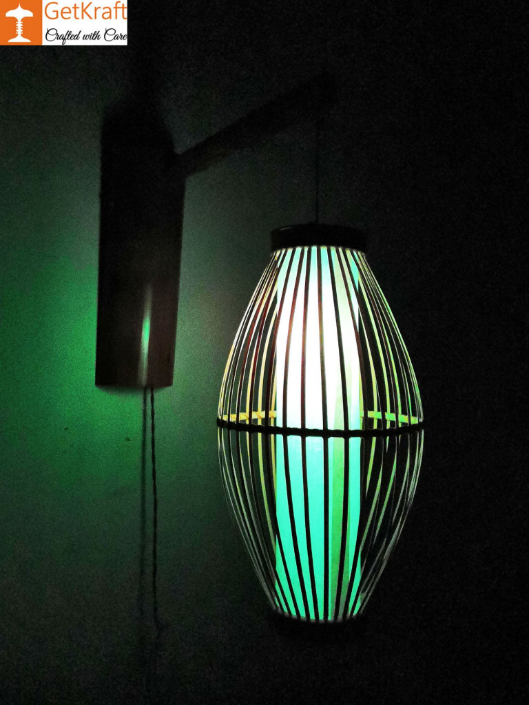 Bamboo Lamp(#541)-gallery-3