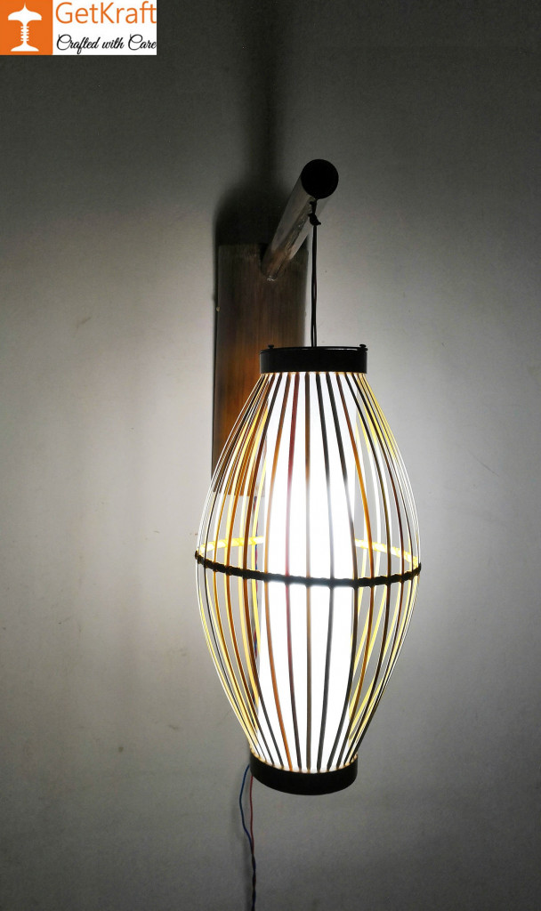 Bamboo Lamp(#541)-gallery-4