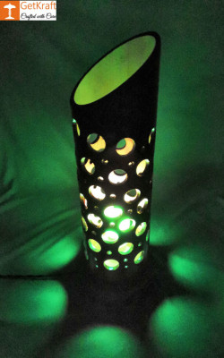 Bamboo Lamp(#543)-gallery-0