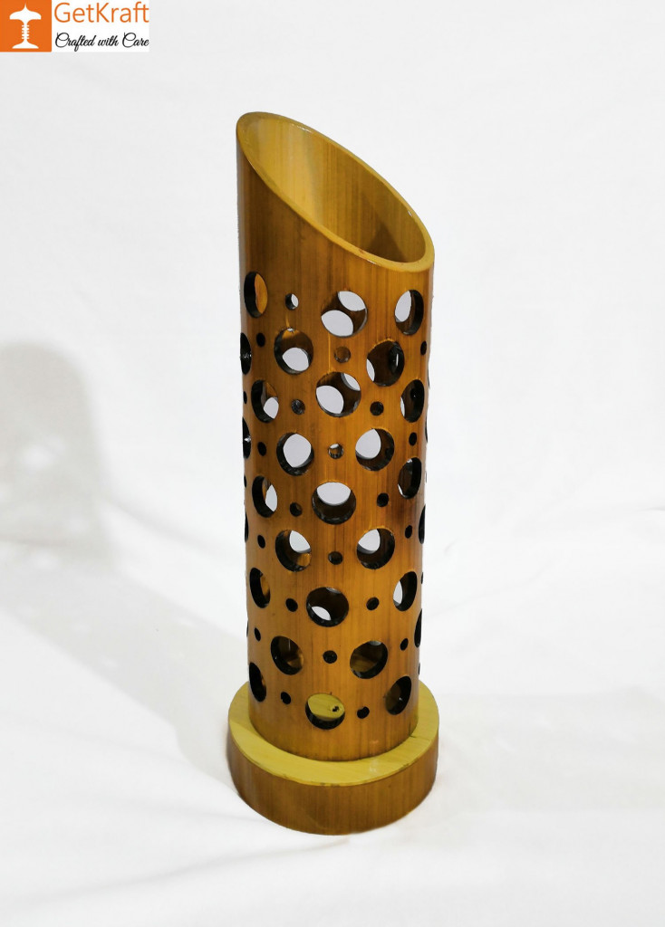 Bamboo Lamp(#543)-gallery-2