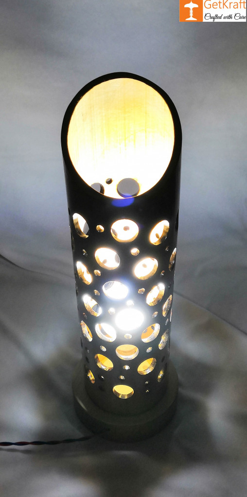 Bamboo Lamp(#543)-gallery-5