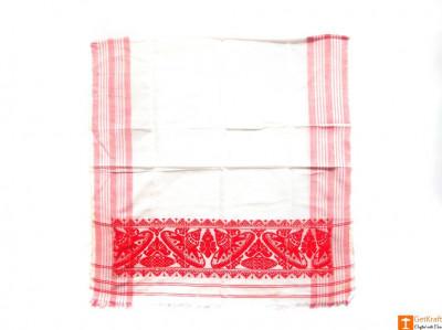 Handmade Assamese Gamosa(#551)-gallery-0