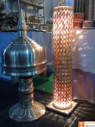Dazzling Bamboo Lamp for your Home Decor(#554) - getkraft.com