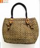 Medium-sized Handmade Straw Bag(#582) - getkraft.com