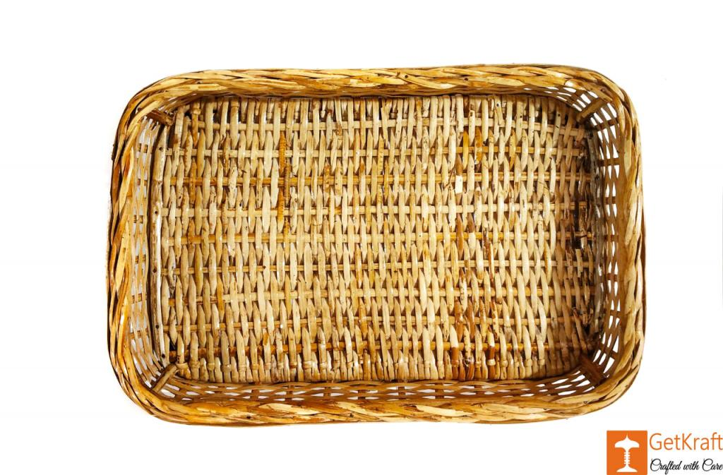 Elegant Cane Ethnic Serving Tray(#595)-gallery-4