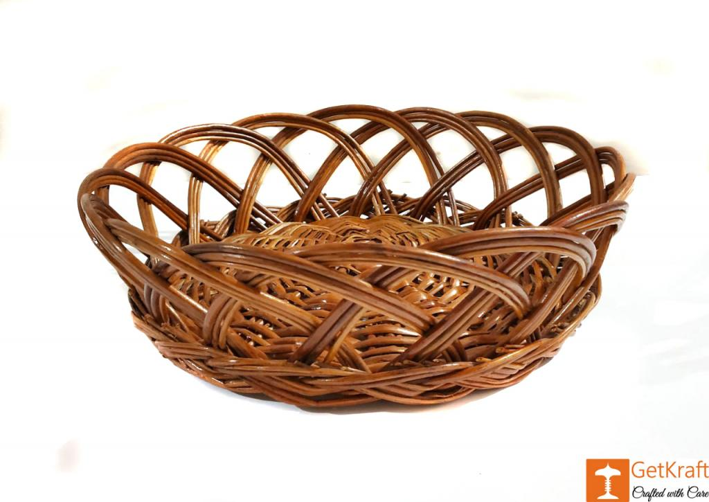 Cane Designer Fruits Tray(#596)-gallery-2