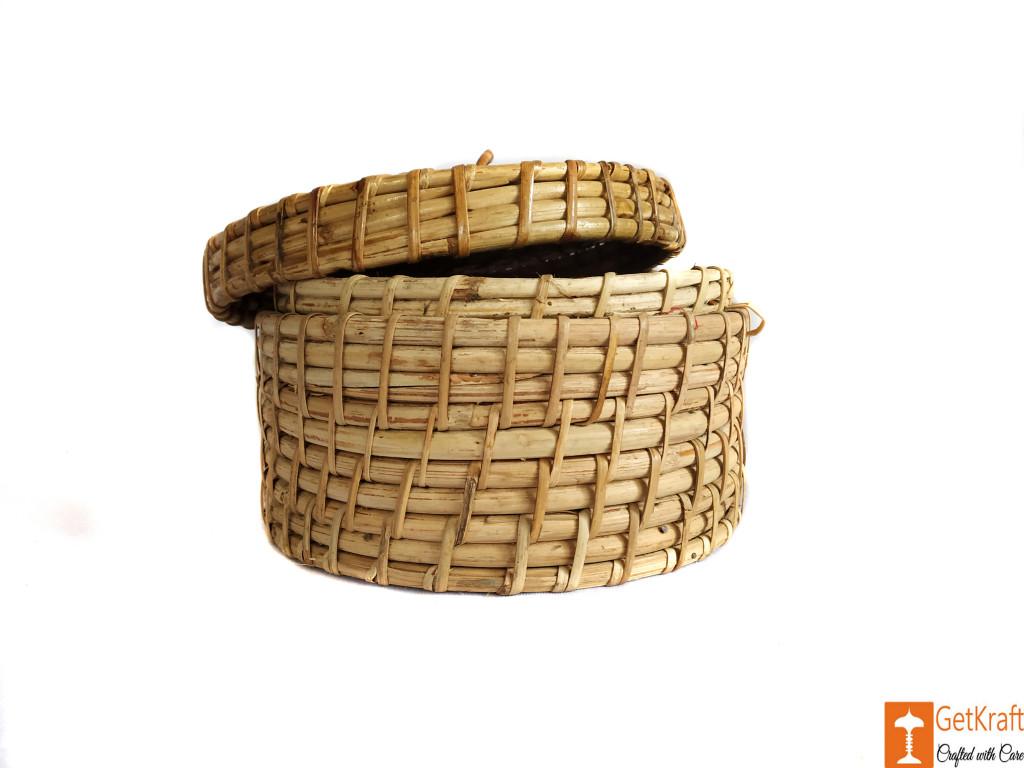 Cane Box for Jewellery (medium)(#611)-gallery-2