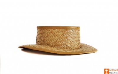 Sitalpati Seagrass Hat(#620)-gallery-0