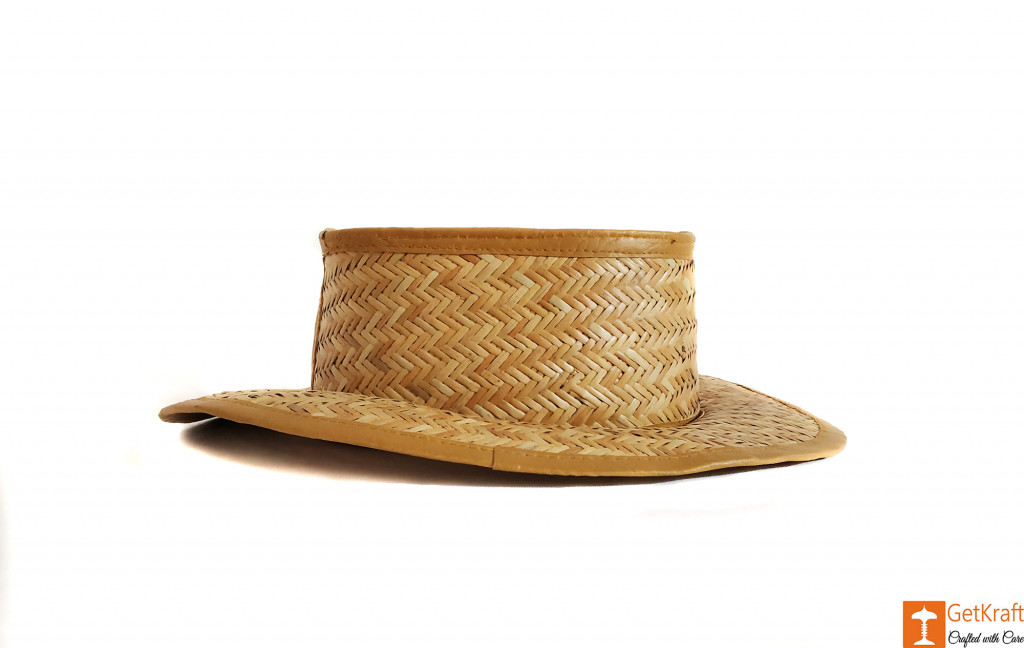 Sitalpati Seagrass Hat(#620)-gallery-0