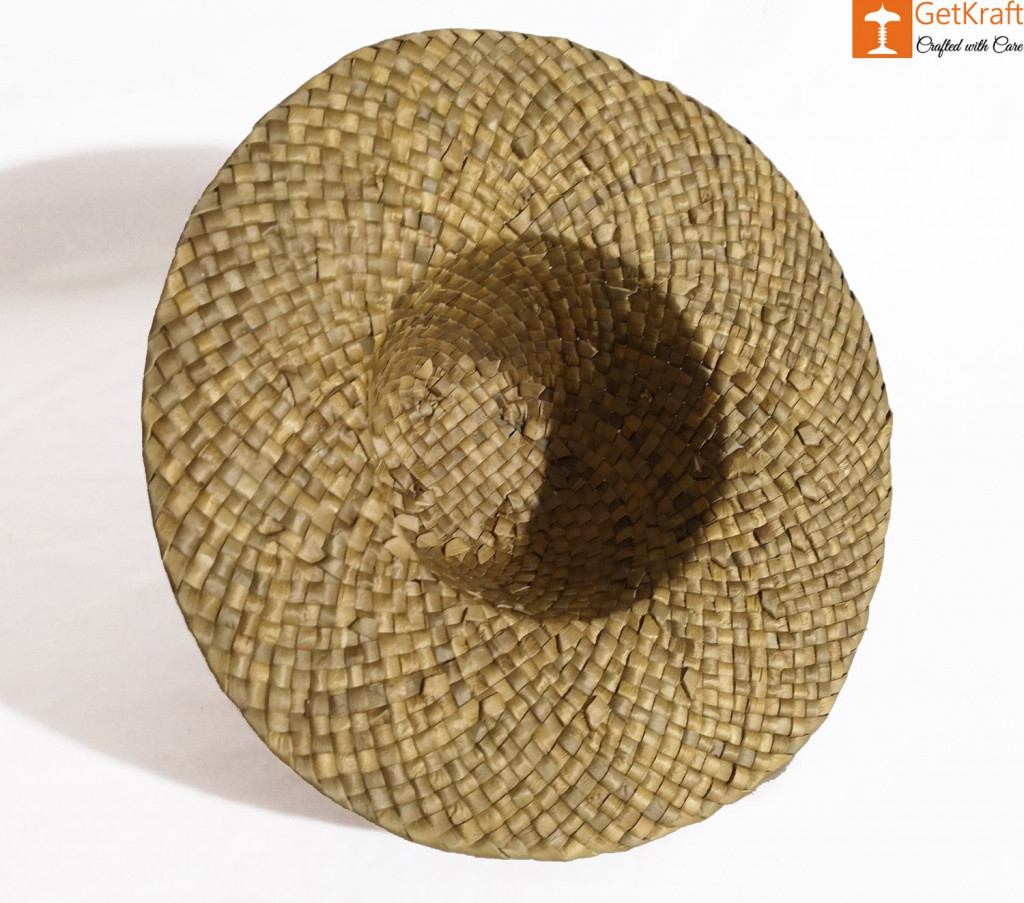 Attractive Water Hyacinth Hat - Unisex(#622)-gallery-2
