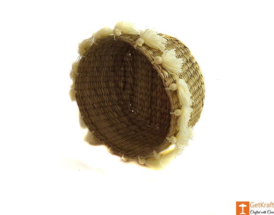 Kauna Handmade Laundry Basket(#639)-gallery-2