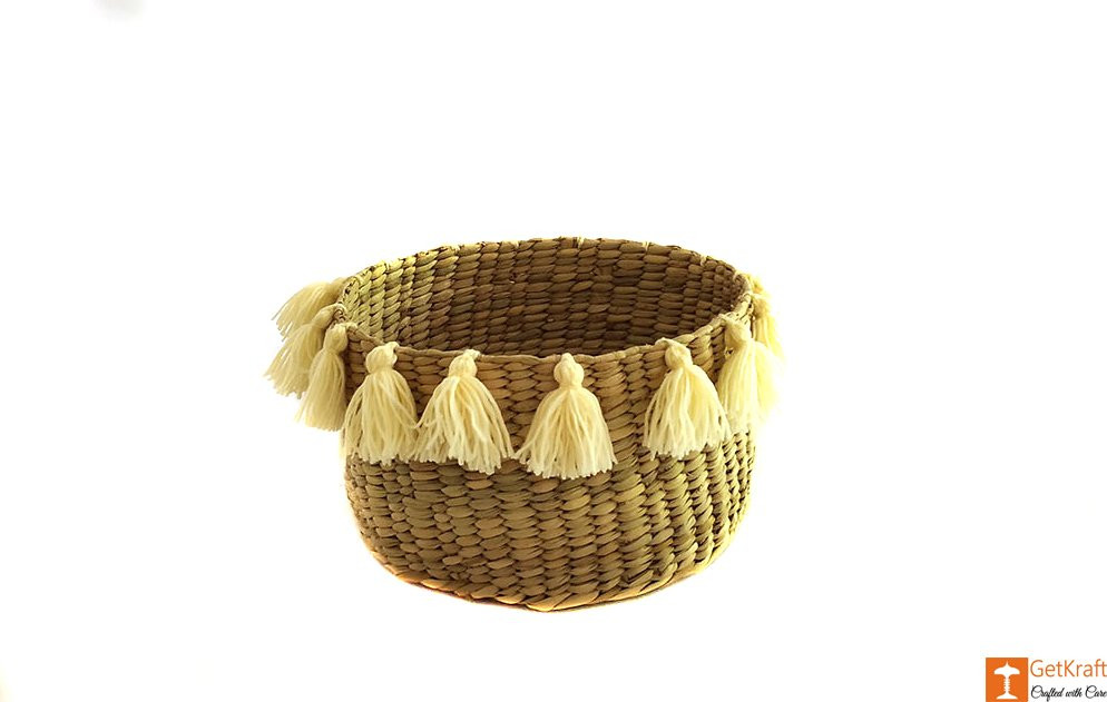 Kauna Handmade Laundry Basket (set of 2)(#643)-gallery-1