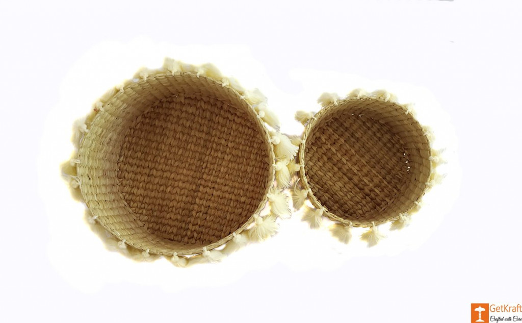 Kauna Handmade Laundry Basket (set of 2)(#643)-gallery-5