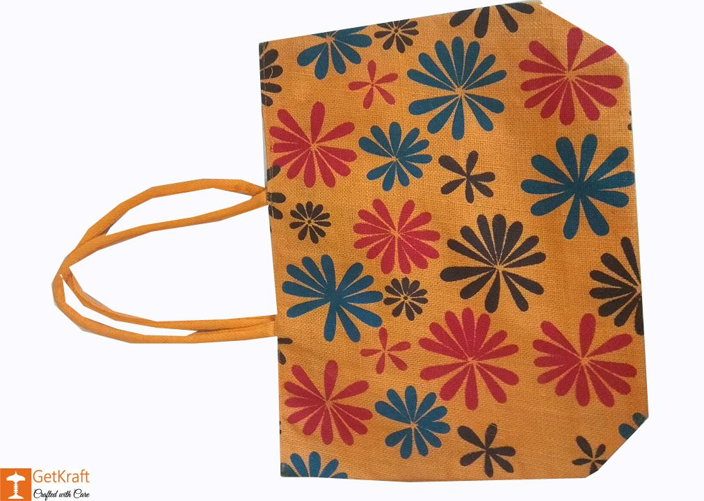 Multipurpose Eco-friendly Jute Bag(#653)-gallery-0