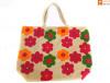 Multipurpose Eco-friendly Jute Bag (Multicolored)(#657)-thumb-0
