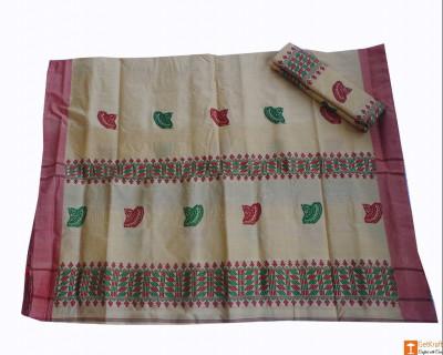 Ethnic Attractive Riha Mekhela Chador Set(#684)-gallery-0