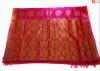Pat Mekhela Chador Set Pink Color from Sualkuchi(#696)-thumb-0