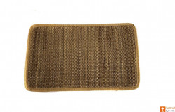 Natural Straw Table Mats for Dining or Office Desk(Set of 4)(#717) - getkraft.com