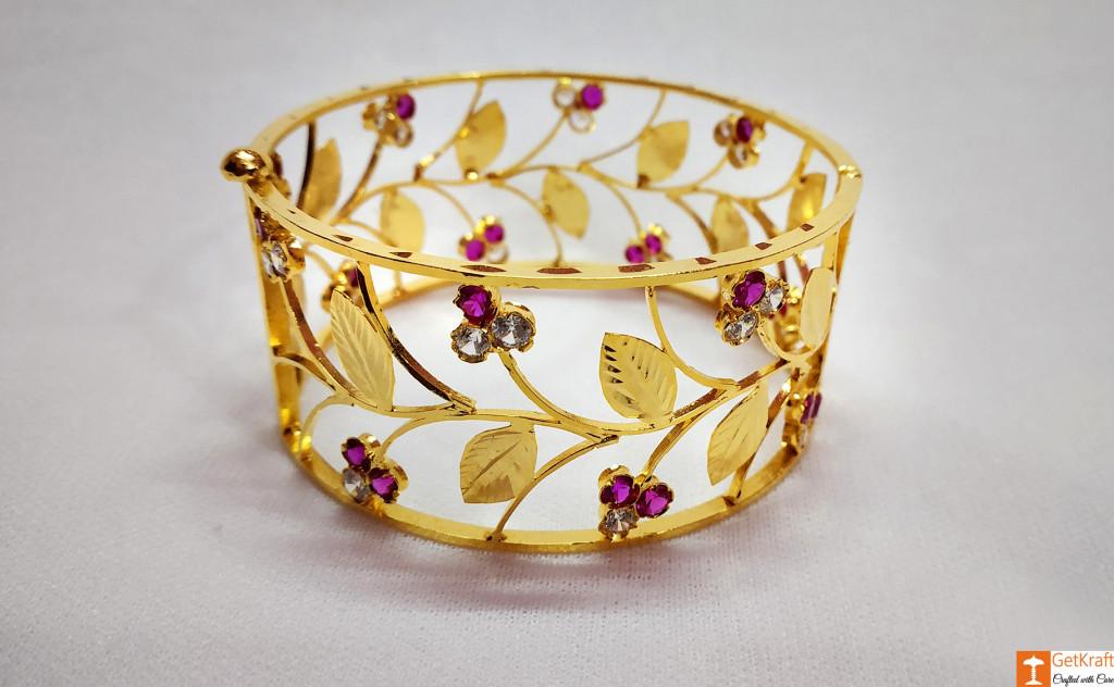 Assamese Jewellery Kharu - Bangles for Women(#725)-gallery-0