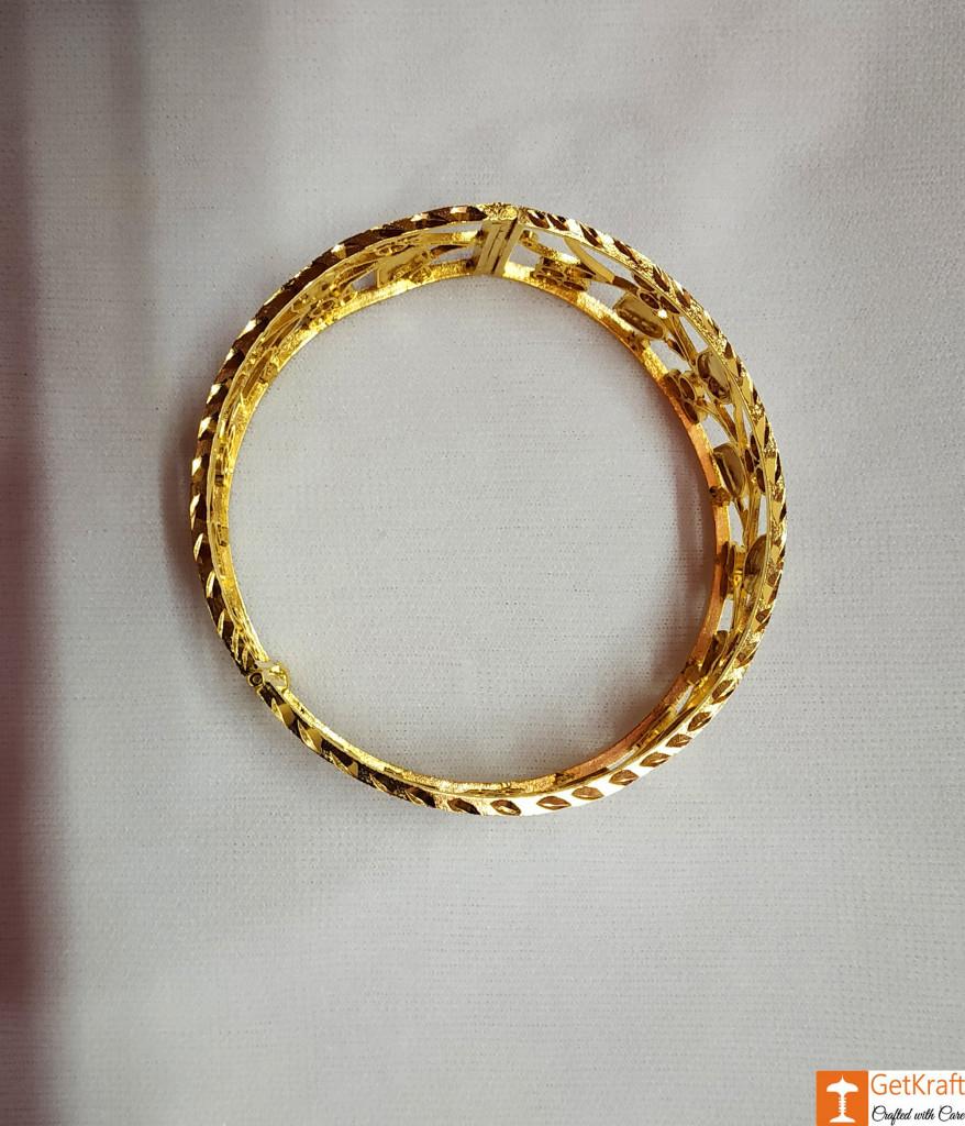 Assamese Jewellery Kharu - Bangles for Women(#725)-gallery-2