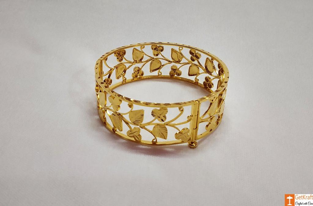 Assamese Jewellery Kharu - Bangles for Women(#725)-gallery-3