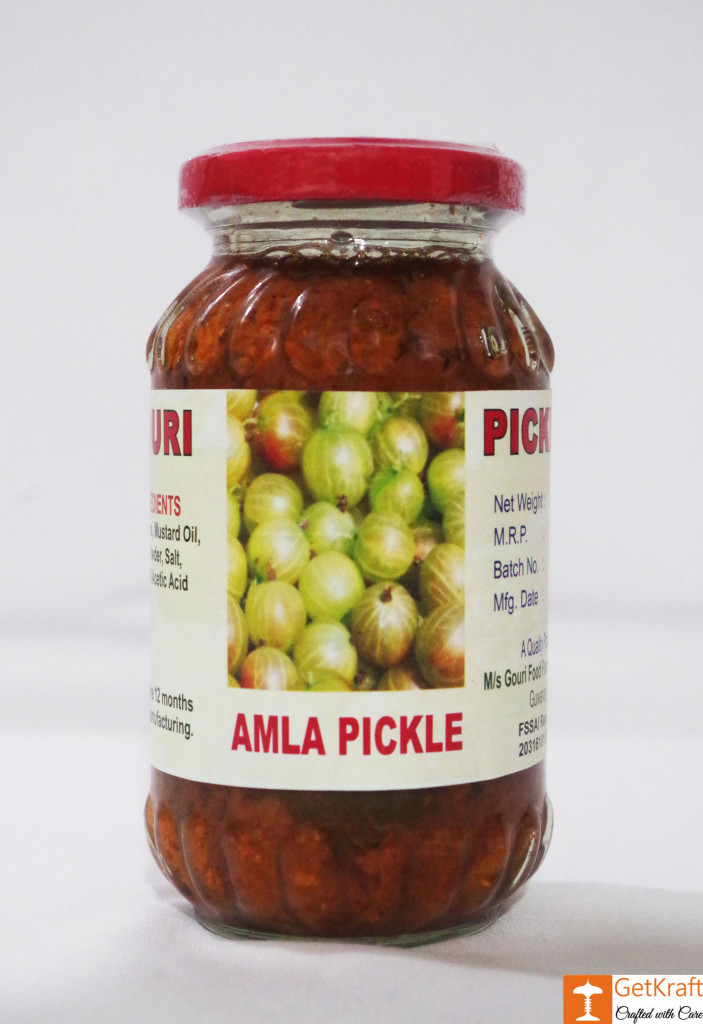 Amla Pickle from Gouri Pickles(#744)-gallery-0