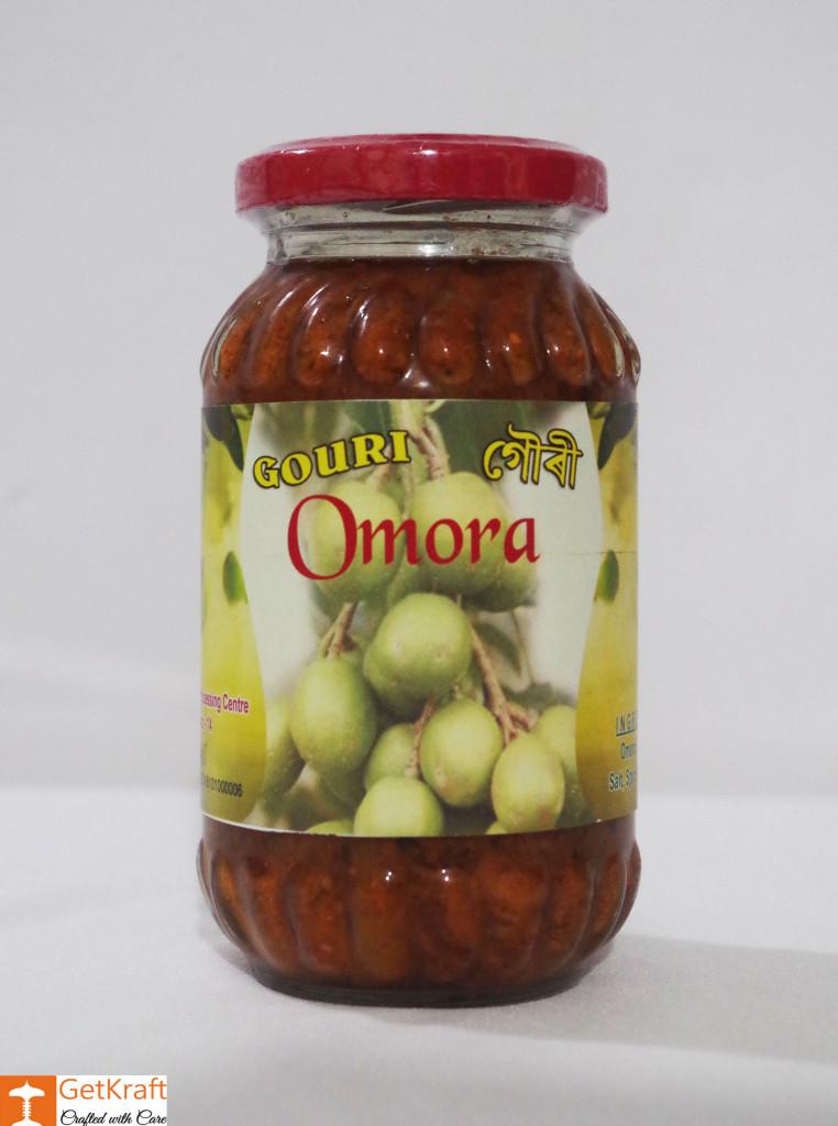 Omora Indian Hog Plum Pickle(#749)-gallery-0